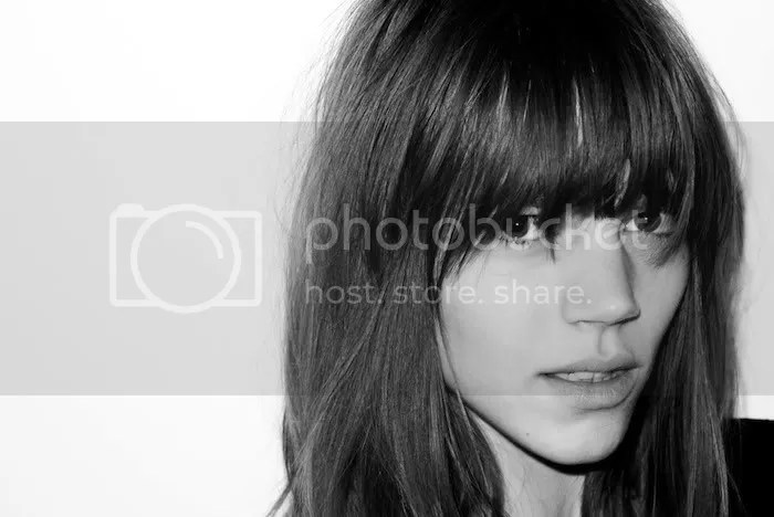Freja Beha Erichsen by Terry Richardson
