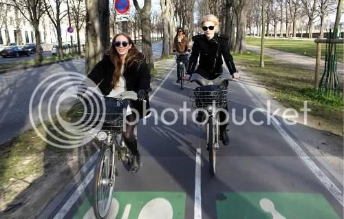 Stam bike ride