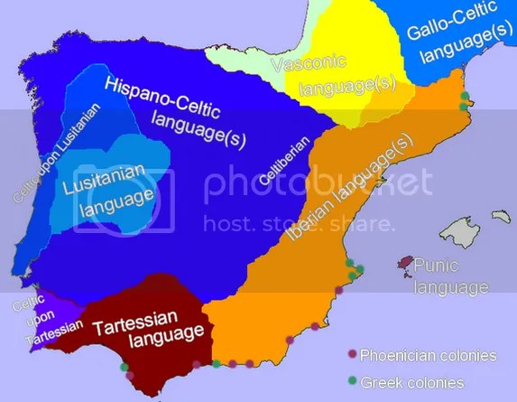 Iberian Languages before Spanish