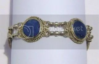 Lapis lazuli bracelet gemstone identify info how to test lapis lazuli for fakes genuine real gemstones tips