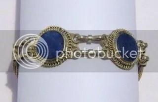 Lapis lazuli bracelet gemstone identify info how to test lapis lazuli for fakes genuine real gemstones tips