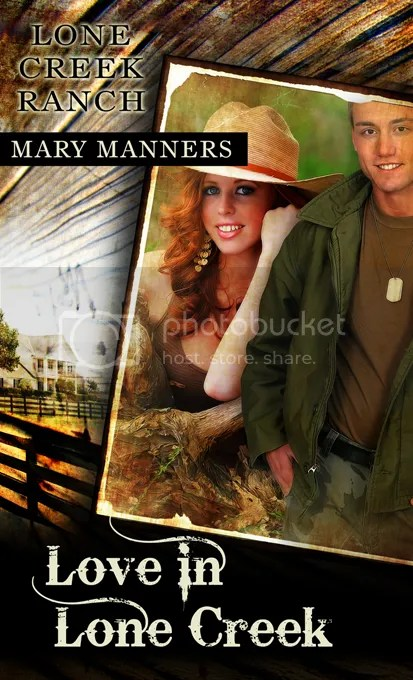 Love in Lone Creek cover art
