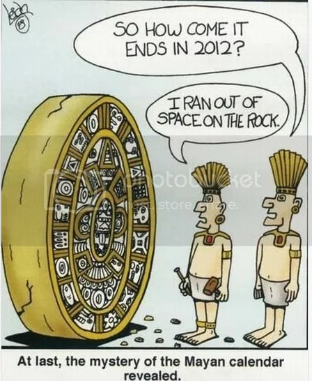 The mystery of the Mayan calendar revealed!