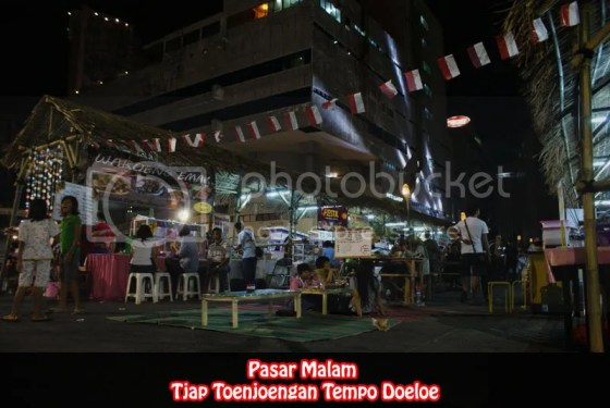 Pasar Malam Tjap Toenjoengan, Tempo Doeloe, Surabaya, Frenavit Putra, Frenavit, Bodrex