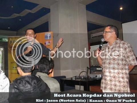 Onno W Purbo, Kopdar, Bodrex, Frenavit Putra, TPC