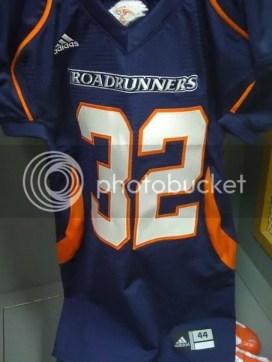 Adidas UTSA football jersey