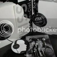 L'Arc New Album : KISS - review