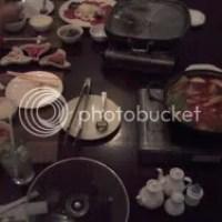Dak Jeonggol + Yakiniku.. Yummy