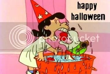 Peanuts Halloween