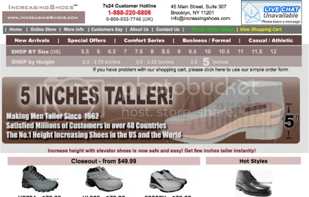 Elevator shoes,built in height insoles