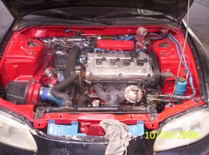 Lets see your clean and shaved engine bay!  Page 7  DSM