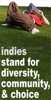 Indies are about diversity, community and choice