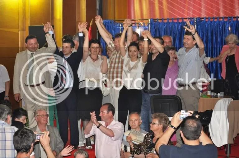 Conferinta Judeteana PSD Calarasi,Oana Niculescu Mizil,Alegeri