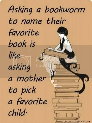 bookworms on favorites