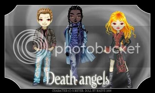 Death Angels (Nomad vampire)