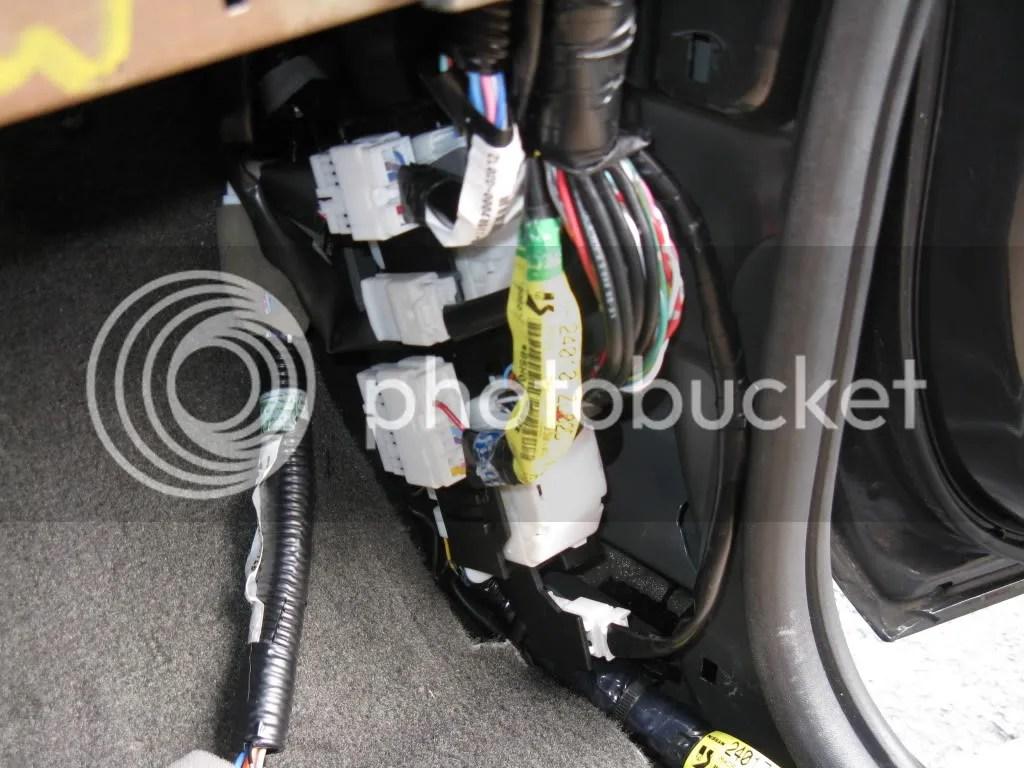 Nissan Frontier Rear View Camera 2012