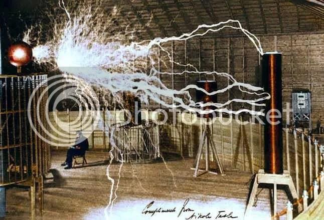 Jurnalele pierdute ale lui Nicholas Tesla