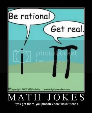 Math Jokes Pictures, Images and Photos