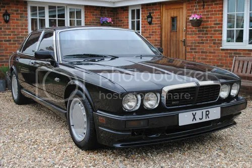 1989 Jaguar XJR series 1 by TWR