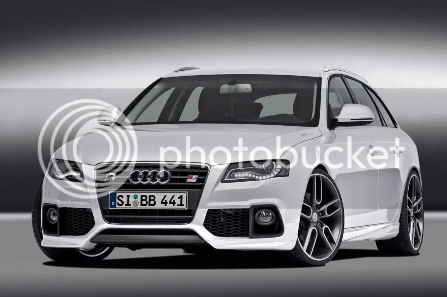 Modified Audi A4 Avant