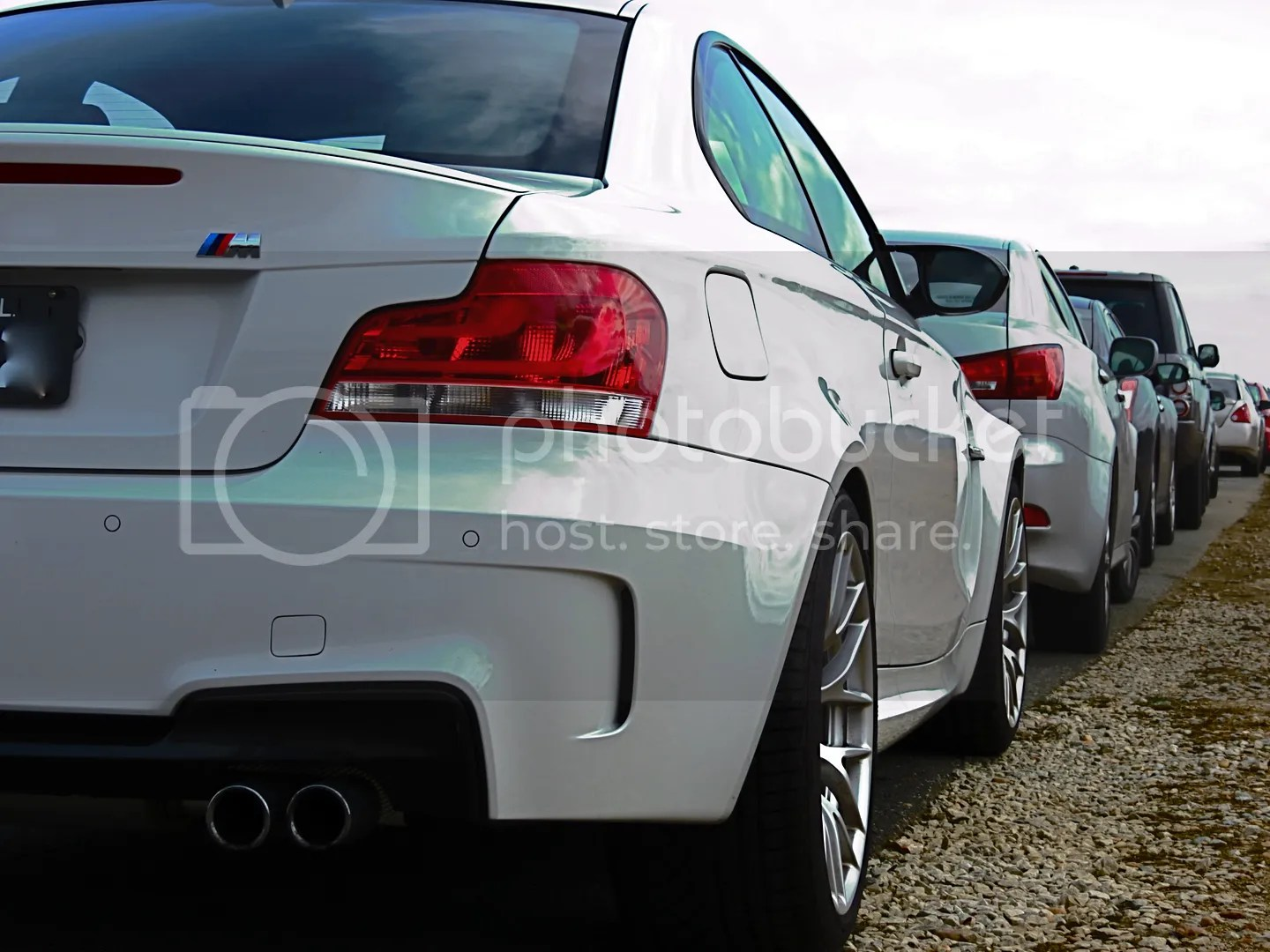 BMW 1 Series M at NJMP