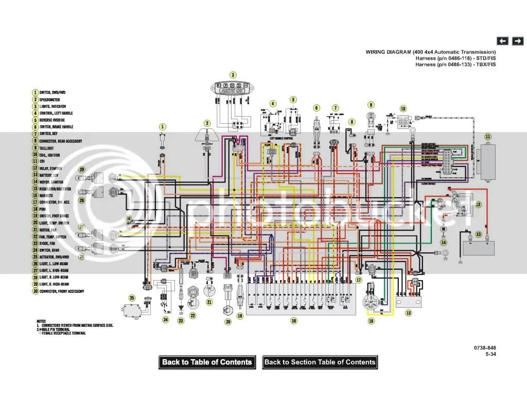 2001 Arctic Cat Wiring Diagram Online Wiring Diagram