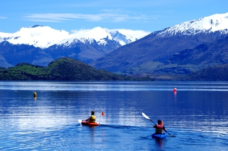New Zealand travel