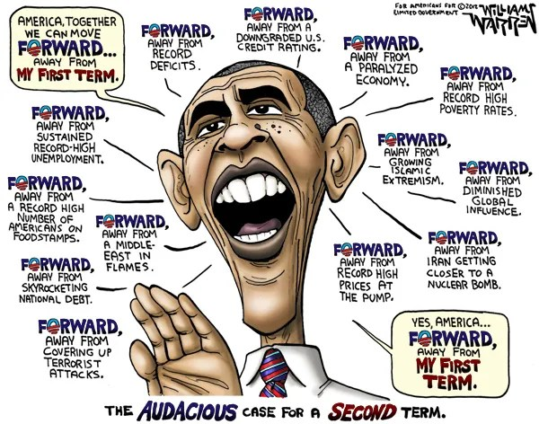 Image result for obama fail cartoons