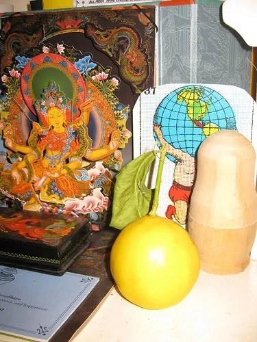 Happiness Shrine