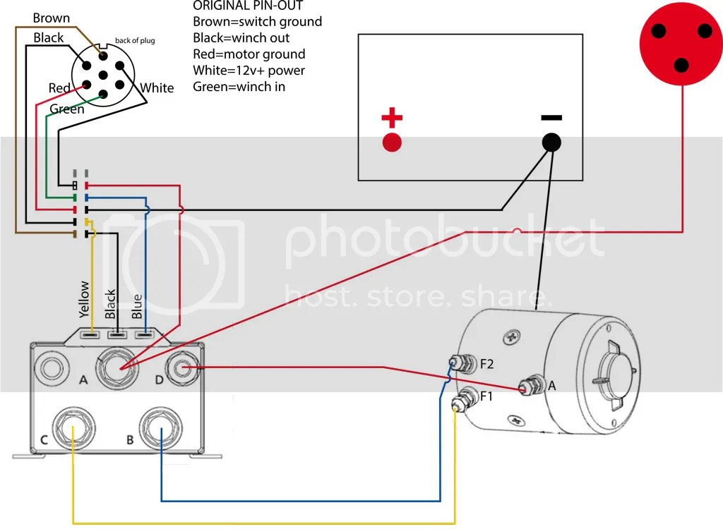 old ramsey winch wiring diagram h246 ramsey winch parts diagram
