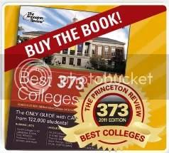 Top Party Schools - 2011 Princeton Review