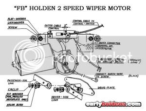 Eh Holden Wiper Motor Wiring Diagram  Somurich
