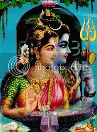 Parvati, Madre Divina
