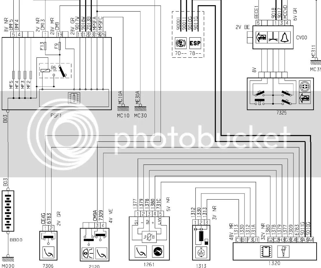 Citroen C3 Abs Wiring Diagram
