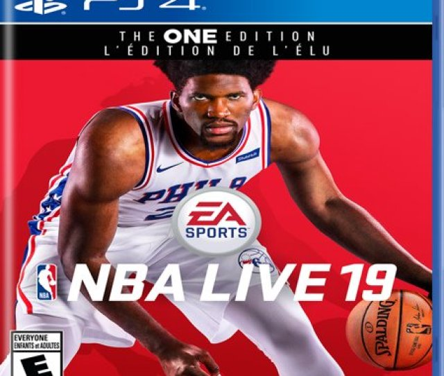 Nba Live 19 Electronic Arts Playstation 4 014633737011