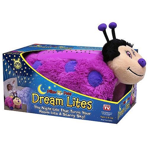dream lites pillow pets fluttery
