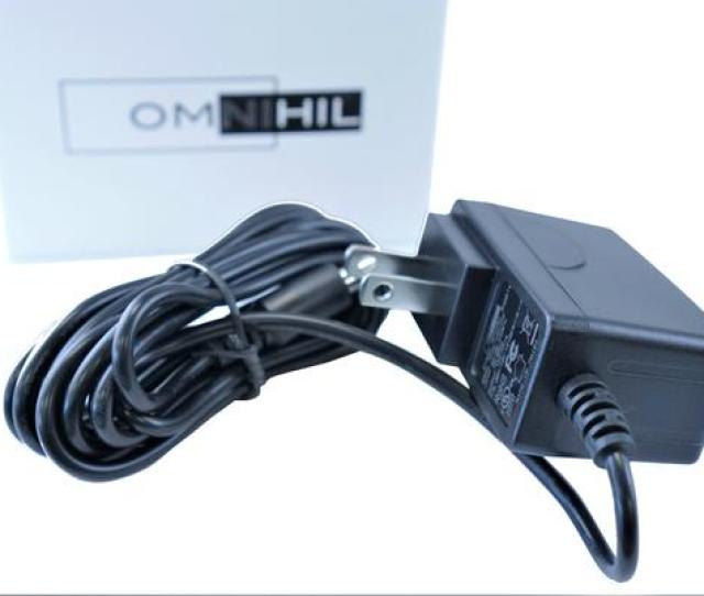 Omnihil Ac Dc Adapter Adaptor For Nextbook 8