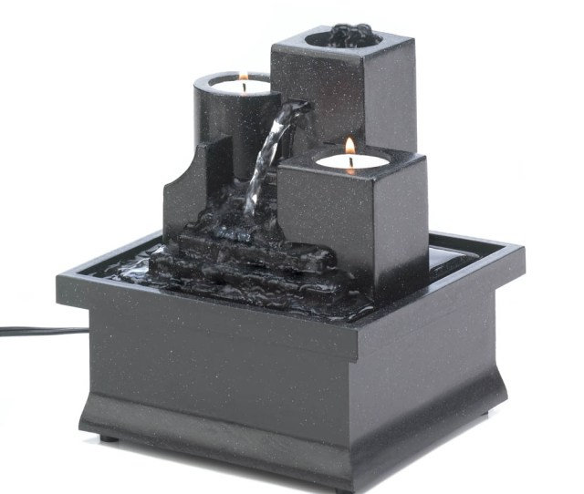 Tabletop Fountain Tiered Indoor Fountains And Waterfalls Polyresin
