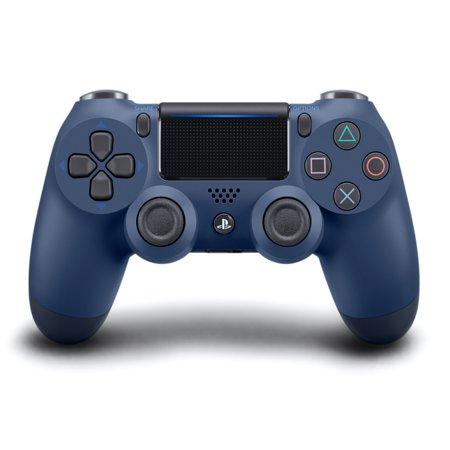 Sony Playstation 4 DualShock 4 Controller, Midnight Blue, 3002840
