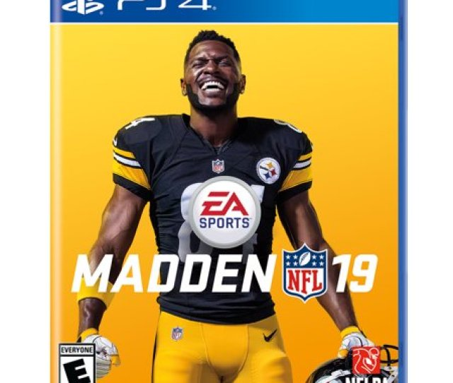 Madden Nfl 19 Electronic Arts Playstation 4 014633736977