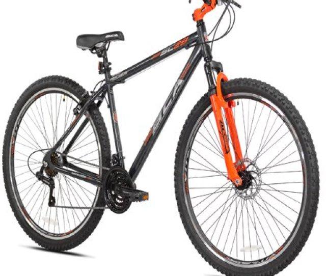 Bca  Mens Sc Mountain Bike Gray Orange