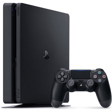 Sony PlayStation 4 1TB Slim Gaming Console, CUH-2215BB01