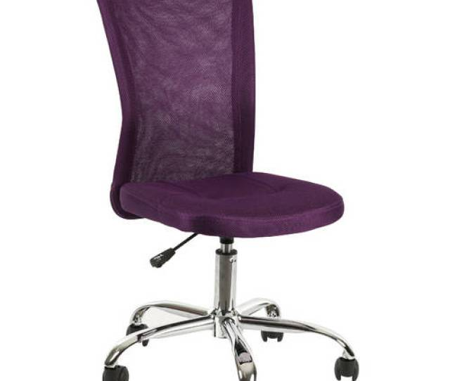 Mainstays Adjustable Mesh Desk Chair Multiple Colors