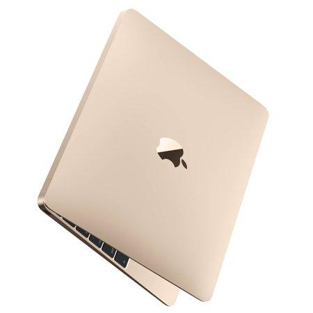 "Apple Macbook 12"" Retina Display Intel Core m3, 8GB Memory, 256GB Flash Storage - Gold (Certified Refurbished)"