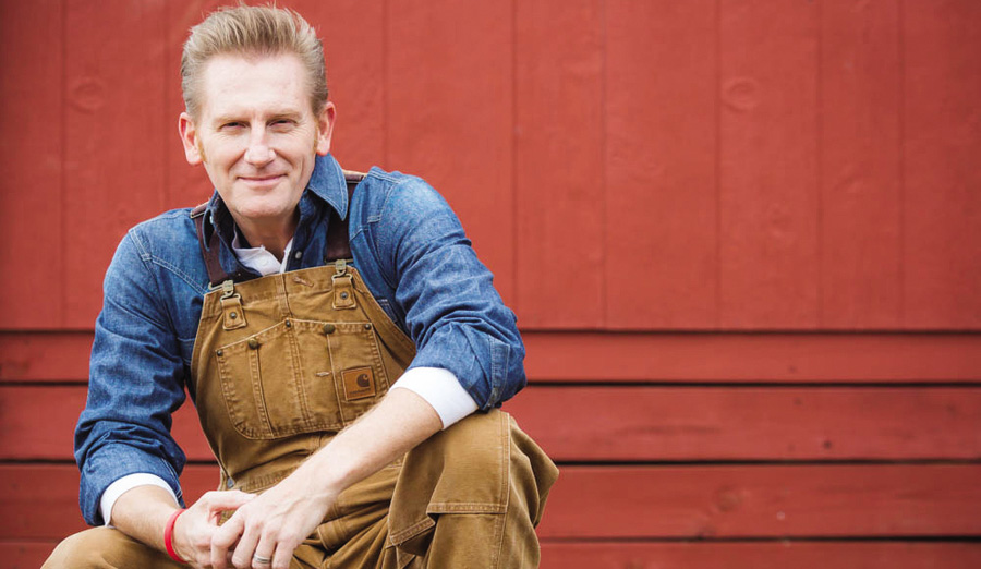Rory Feek narrates the audiobook for Forever and Ever, Amen