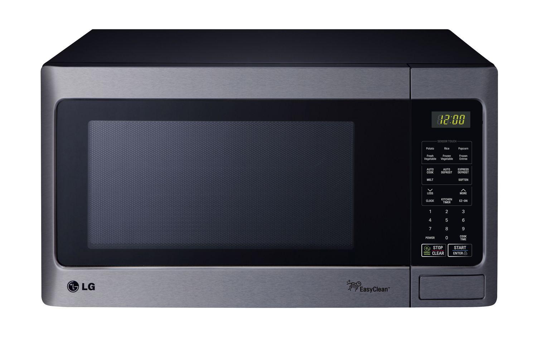 lg 1 5 cu ft countertop microwave