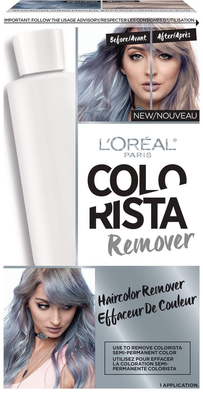 L Oreal Paris Colorista Colour Remover Walmart Canada
