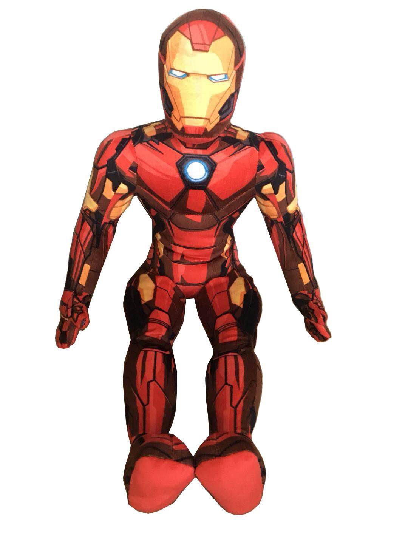 iron man character pillow
