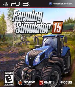 Farming Simulation 15  PS3 Game    Walmart Canada Farming Simulation 15  PS3 Game