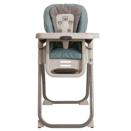 Chaise Haute TableFit Roan De Graco Walmartca